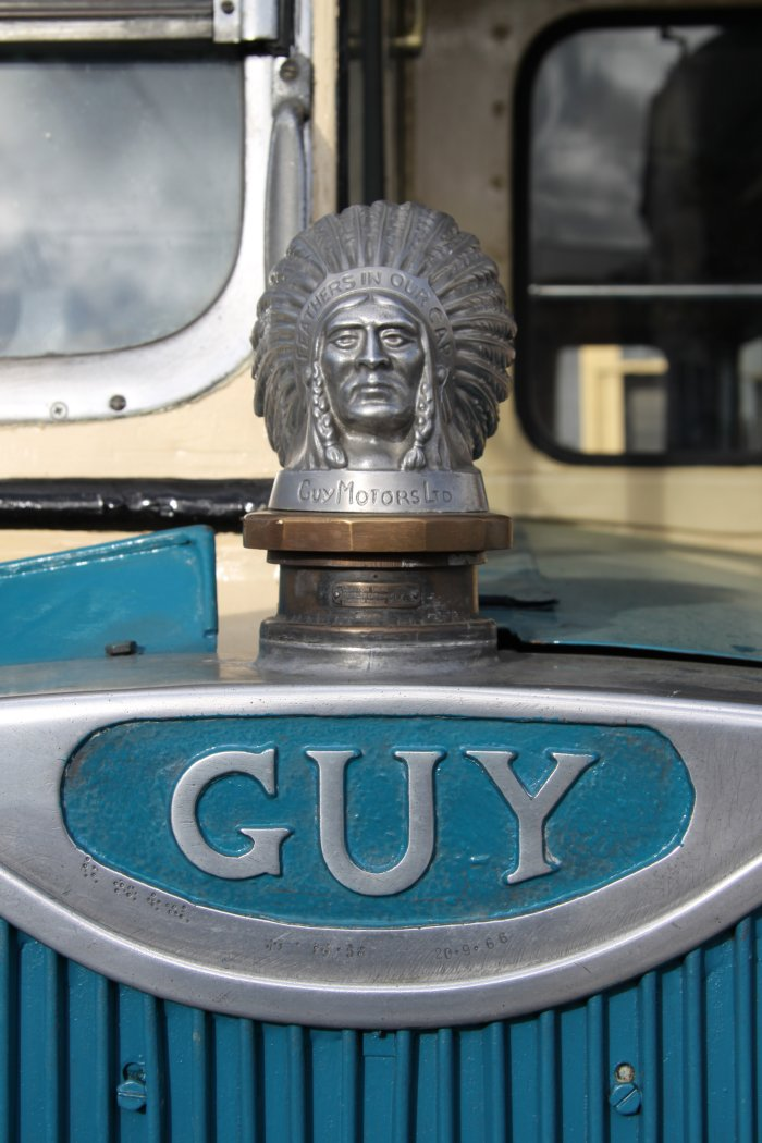 Guy Indian Chief